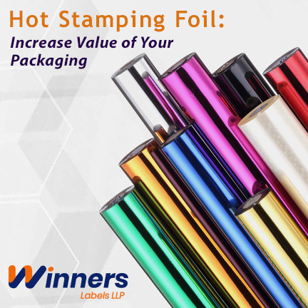Hot Stamping foil - Add Elegance to Product Packaging