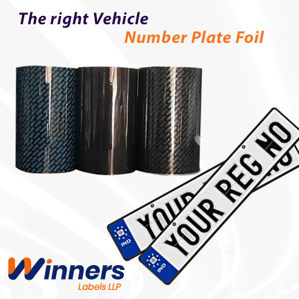 Things to Remember While Opting for a Number Plate Foil
