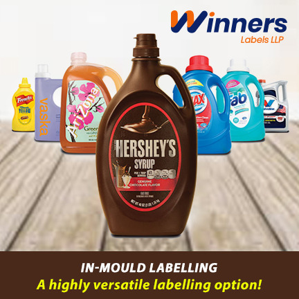 What are In Mould Labels (IML)? Know the Benefits and Advantages of In Mould Labels