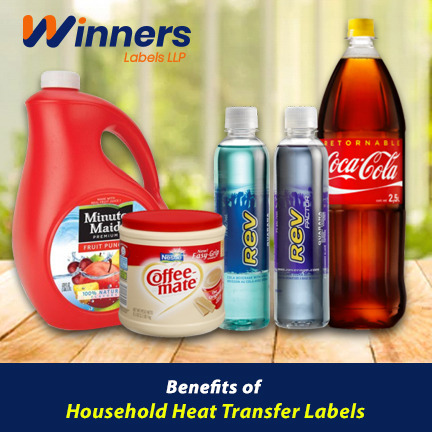 Importance of Heat Transfer Labels for Household Products