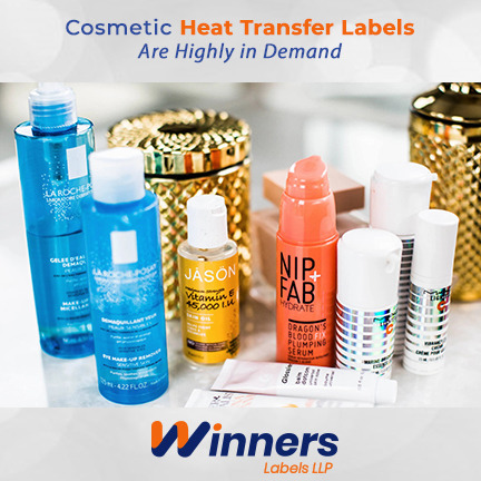 Why Heat Transfer Labels are Highly in Demand by Business Owners