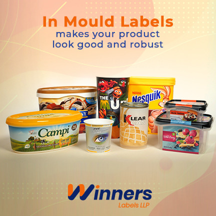 Why In-mould labels are Highly in Use: A Detail Study
