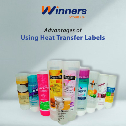 Key Advantages of Using Clear heat transfer labels: A Detail Study
