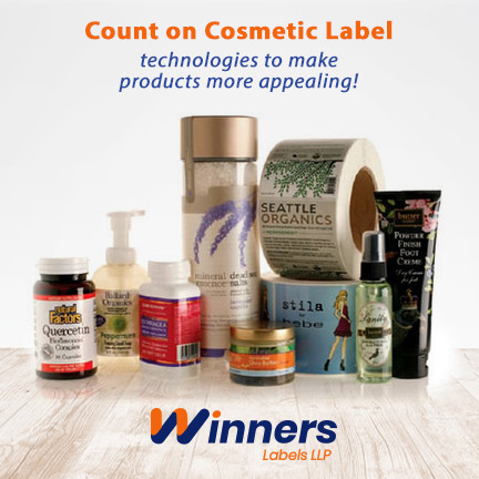 Cosmetic Label Technology: A Detail analysis On the Innovative Process