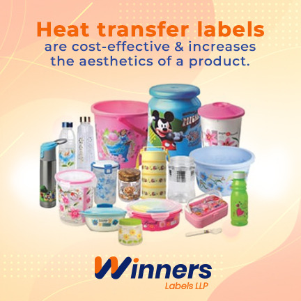 How Heat Transfer Labels are Advantageous for the Long Run