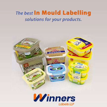 Why In Mould Labelling is a Sought Out Option for Packing Products