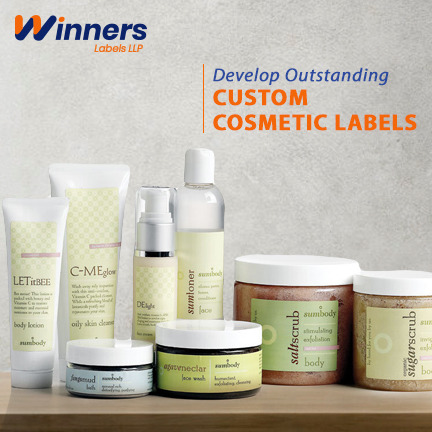 Steps for Developing Outstanding Custom Cosmetic Labels