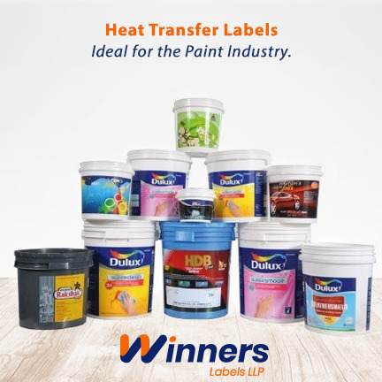 Heat Transfer Labels Are Accurate For Paint Industry: A Detail Study