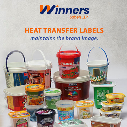 Durable Heat Transfer Labels Make Your Brand Labels Stand Out