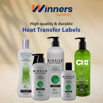 Be Careful While Choosing the Best Heat Transfer Label Manufacturer