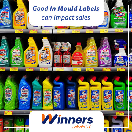 In Mould Labels have potential to impact sales