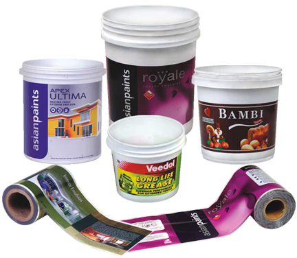 IN-MOULD LABELS